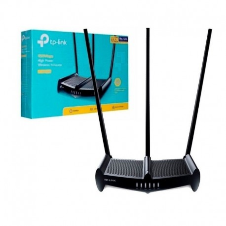 ROUTEUR TP-Link TL-WR941HP 450Mbps High Power Wireless N Router