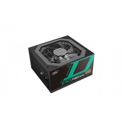 ALIMENTATION PC Deepcool GamerStorm Full-Modular 750W 80+ Gold PSU