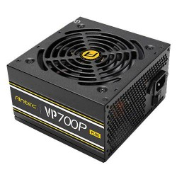 ALIMENTATION PC ANTEC VP700 PLUS 700w PSU 120mm Silent Fan