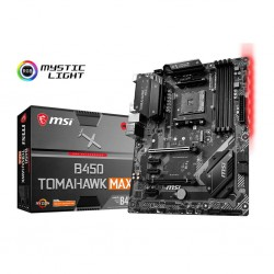 CARTE MERE MSI B450 TOMAHAWK MAX ATX Socket AM4 AMD B450