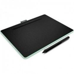 TABLETTE GRAPHIQUE WACOM INTUOS MEDIUM AVEC STYLET CTL-6100WL/PE0-C Pistache
