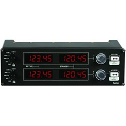 RADIO DE COMMANDE LOGITECH G PRO FLIGHT RADIO PANEL,