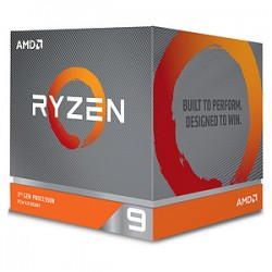 PROCESSEUR AMD Ryzen 9 3900X Wraith Prism LED RGB (3.8 GHz / 4.6 GHz) 12-Core socket AM4