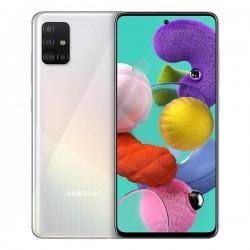 SMARTPHONE SAMSUNG GALAXY A51 2020 4GB 128Go DUAL SIM HAZE CRUSH SILVER
