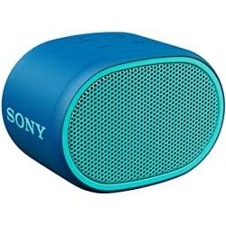 HAUT-PARLEUR SONY SRS-XB01 Bluetooth Compact Portable Speaker BLEU