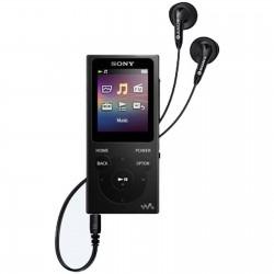 LECTEUR MP3 WALKMAN SONY NWZ-e393 4Go RADIO FM NOIR