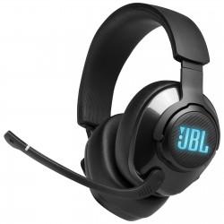 CASQUE GAMER JBL QUANTUM 400 MICRO CIRCUM-AURAL FILAIRE JACK 3.5MM/USB RGB NOIR