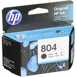 CARTOUCHE HP 804 BLACK INK CARTRIDGE **200 PAGES