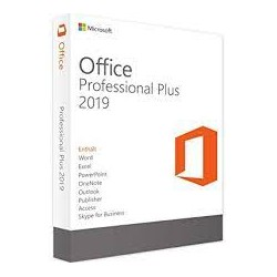 LICENCE MICROSOFT OFFICE PRO PLUS 2019 PC/MAC