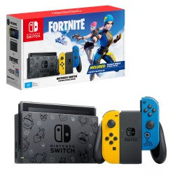 CONSOLE NINTENDO SWITCH FORTNITE SPECIAL EDITION CONSOLE BUNDLE