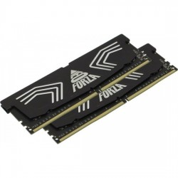 MEMOIRE FORZA DDR4 32G KIT (2*16GB) 3600MHz BLACK FAYE CL19 1.35V UDIMM