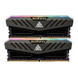 MEMOIRE FORZA GAMER MARS RGB GRAY DDR4 32GB KIT (2*16GB) 3200Mhz UDIMM