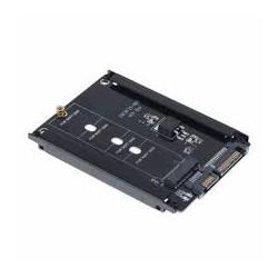 ADAPTATEUR SSD NGFF M2 VERS 2.5 SATA CONVERTER CARD KIT