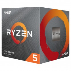 PROCESSEUR AMD Ryzen 5 3500X Wraith Stealth (3.6 GHz / 4.1 GHz) 6-Core 6-Threads socket AM4
