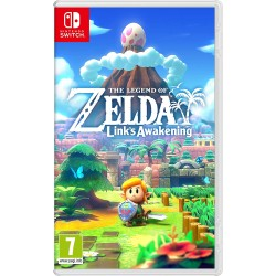 JEU VIDEO NINTENDO SWITCH THE LEGEND OF ZELDA : LINK'S AWAKENING