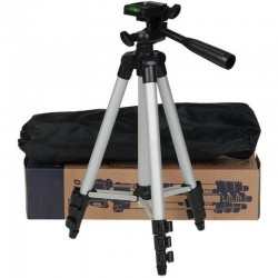 TRIPOD STAND 40 INCH UNIVERSEL MOBILE PHONE