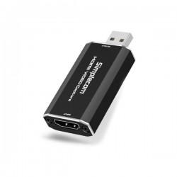 CARTE VIDEO Simplecom DA315 HDMI to USB 2.0 Full HD 1080p for Live Streaming Recording