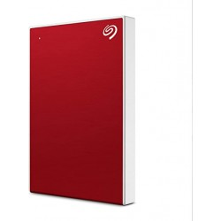DISQUE DUR EXTERNE Seagate One Touch HDD 1TB RED 2.5IN USB3.0