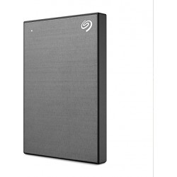 DISQUE DUR EXTERNE Seagate One Touch HDD 2TB GRAY 2.5IN USB3.0