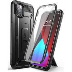 COQUE IPHONE 12 PRO SUPCASE UNICORN BEETLE SERIE