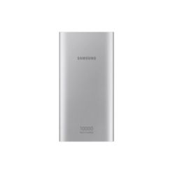 POWER BANK SAMSUNG 10000mZh SILVER CHARGE RAPIDE IN/OUT DOUBLE PORT USB TYPE C