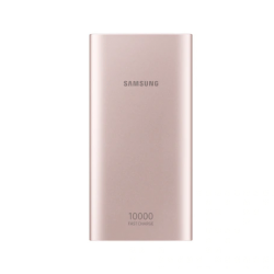 POWER BANK SAMSUNG 10000mZh PINK CHARGE RAPIDE IN/OUT DOUBLE PORT USB TYPE C