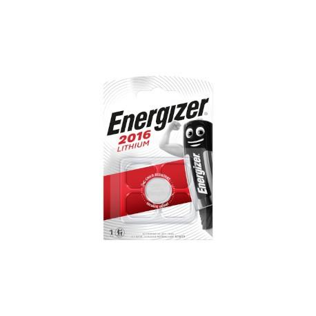 PILE ENERGIZER CR2016 3V