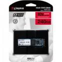 DISQUE DUR SSD Kingston SSD Kingston A400 - M.2 2280 Interne - 240 Go
