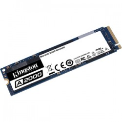 DISQUE DUR SSD Kingston A2000 - M.2 2280 Interne - 1 To - PCI Express