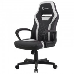 FAUTEUIL GAMER ONEX GX1 SERIES GAMING CHAIR BLACK/WHITE