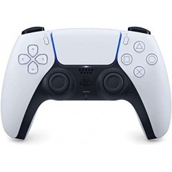 Manette PlayStation 5 officielle DualSense, Sans fil, Batterie rechargeable, Bluetooth