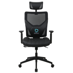 FAUTEUIL GAMER ONEX GE300 BREATHABLE ERGONOMIC GAMING CHAIR BLACK
