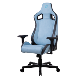 FAUTEUIL GAMER ONEX EV10 EVOLUTION SUEDE GAMING CHAIR SUEDE BLUE