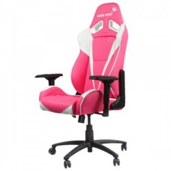 FAUTEUIL GAMER ANDA SEAT AD7-02 GAMING CHAIR PINK/WHITE