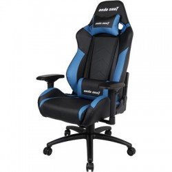 AUTEUIL GAMER ANDA SEAT AD7-23 LARGE GAMING CHAIR BLACK/BLUE