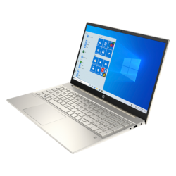 PORTABLE HP PAVILLON 15-EG0004NK i5-1135G7 8GB SSD512GB MX350 15.6 W10F Gold