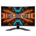 "ECRAN Gigabyte 31.5"" LED 2560x1440 1ms Format16/9 165Hz Dalle VA incurvée HDMI/DisplayPort Hub USB 3.0 Noir"