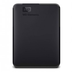 "DISQUE DUR EXTERNE WD 1TB Elements 2.5"" USB3.0 Ext HDD Black 855448"