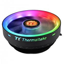 VENTILATEUR Thermaltake UX100 ARGB LED RGB PMW 120mm Top Flow pour socket Intel et AMD
