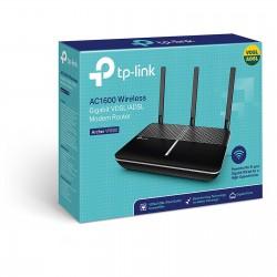MODEM TP-LINK Archer VR600 - IEEE 802.11ac - ADSL2+, VDSL2 - 2,40 GHz Bande ISM - 5 GHz Bande UNII(3 xExterne) - 1600 Mbit/s ...