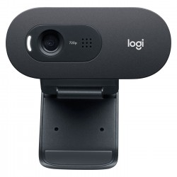 WEBCAM Logitech HD Webcam C505 Webcam HD 720p microphone omnidirectionnel