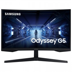 "ECRAN Samsung 32"" LED Odyssey G5 C32G55TQWR 2560x1440 1ms Format 16/9 Dalle VA incurvée"