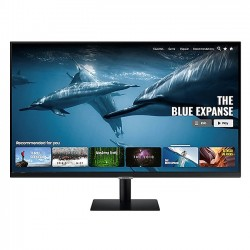 "ECRAN Samsung 27"" LED Smart Monitor M5 S27AM500NR SMARTPRO 1920x1080 8ms Format 16/9 Dalle VA"
