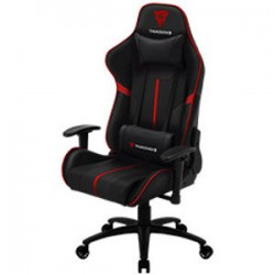 FAUTEUIL GAMER ThunderX3 BC3 BREATHABLE PINHOLE SUFACE GAMING CHAIR BLACK/RED
