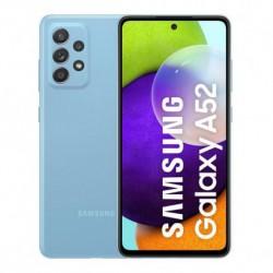 SMARTPHONE SAMSUNG GALAXY A52 4G 4Go 128Go DUAL SIM AWESOME BLUE
