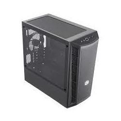 BOITIER PC COOLERMASTER MASTERBOX MB311L, MATX, MESH FRONT PANEL, TEMPERGLASS PANEL