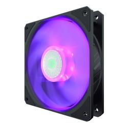 VENTILATEUR COOLERMASTER SICKLEFLOW 120 RGB LED FAN 2000 RPM