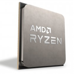 PROCESSEUR AMD RYZEN5 5600X SOCKET AM4 4.6Ghz 35MB 65W MPK WRAITHPRISM