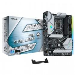 CARTE MERE ASRock Z590 Steel Legend ATX Socket 1200 Intel Z590 Express