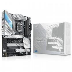 CARTE MERE ASUS ROG STRIX Z590-A GAMING WIFI ATX Socket 1200 Intel Z590 Express